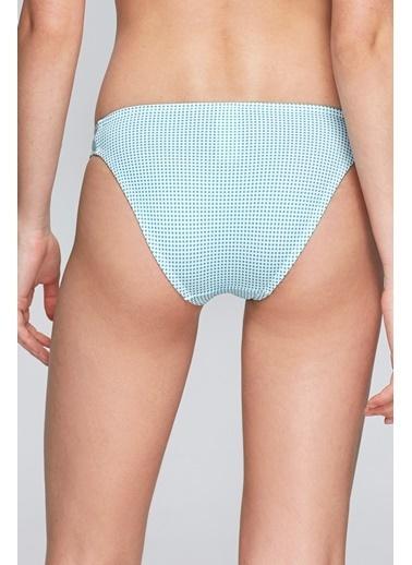 Reflections Mix Match Halat Modeli Desenli Bikini Altı Renkli